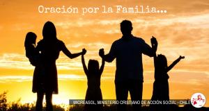 Oracion por la familia Micreasol